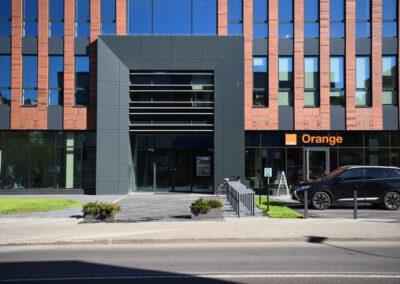 Budynek biurowy GC Skwer