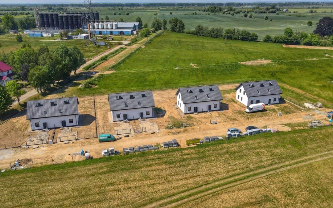 Energooszczędne domy na Pomorzu.