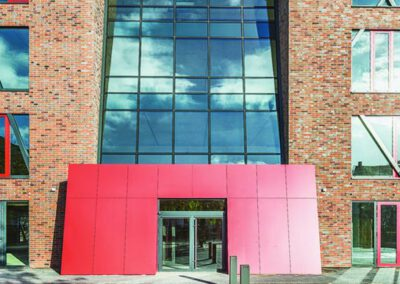 Budynek biurowy Lubicka Office