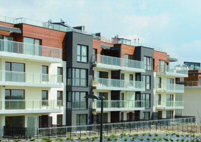 Zespół budynków mieszkalnych