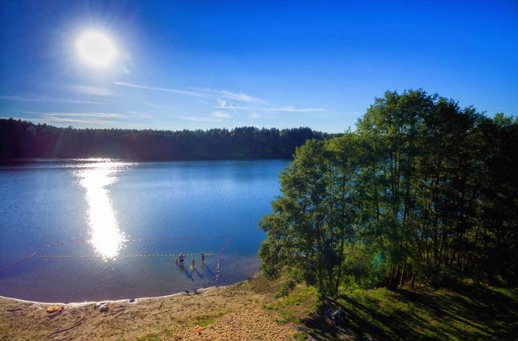 Ekologiczne rozwiązania w Leśnej Oazie.