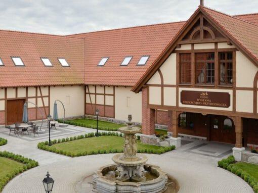 Kompleks hotelowy Pałac Polendo