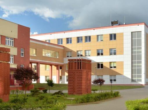 Budynek Szpitala Regionalnego